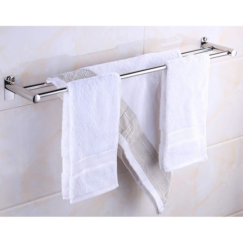 Handtuchhalter Handtuchstanger Handtuch Haken Badehandtuchhalter Tuchhalter Handtuchreling Edelstahl-Badezimmer-Toiletten-Einzelne Edelstahl-Badezimmer-Toiletten-Einzelne Edelstahl-Badezimmer-Toiletten-Einzelne Rod-freie Perforierte Handtuchhalter Haiming B07K299ZBT Handtuchhalter & -stangen bdb2ec