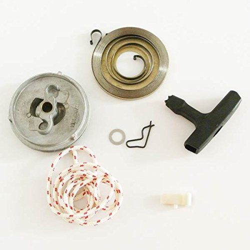 Generic Recoil Starter Grip Pawl Spring Pulley Rope Rotor Kit Fit STIHL 038 MS380 MS381