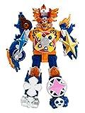 toys r us power rangers - Power Rangers Super Ninja Steel Megazord Figure, Blaze Megazord