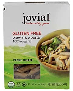 Jovial gluten free brown rice pasta