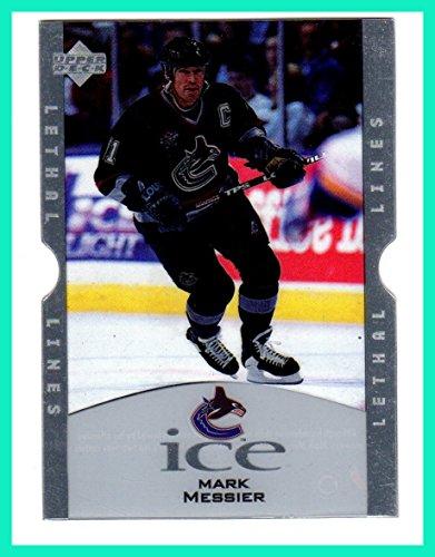 Mark Messier Vancouver Canucks - 9