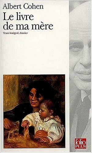 Le Livre De Ma Mere French Edition Albert Cohen