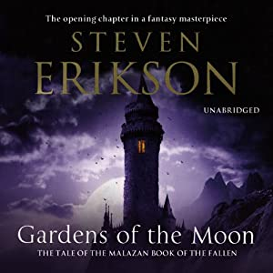Gardens of the Moon: Malazan Book of The Fallen 1 - Volume 2 Audiobook