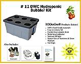"""H2OtoGro® Hydroponic BUBBLER ~ 23""""x17"""", 6 site"""