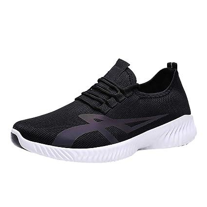 27419b20cf00f Amazon.com: JJLIKER Men's Running Sneakers Lightweight and ...