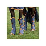 Amigo Travel Boots Pony Excalibur Orange