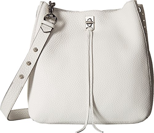 Rebecca Minkoff Women's Darren Shoulder Bag Bianco One Size by Rebecca Minkoff