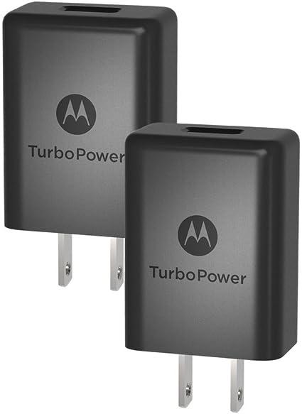 Amazon.com: Motorola TurboPower Chargers Negro cargador de ...