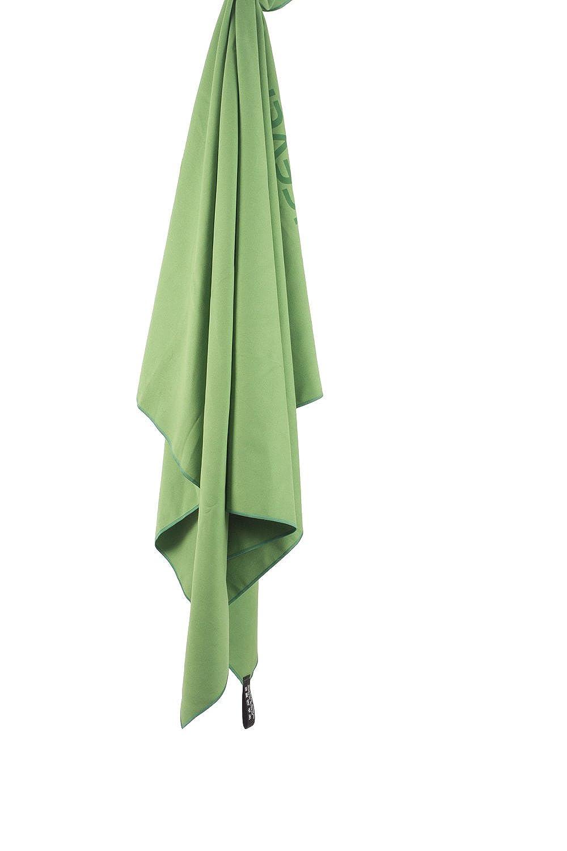 Lifeventure SoftFibre Trek Towel Pocket Color Green 63013
