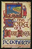 Front cover for the book The Song of a Dark Angel by P.C. Doherty