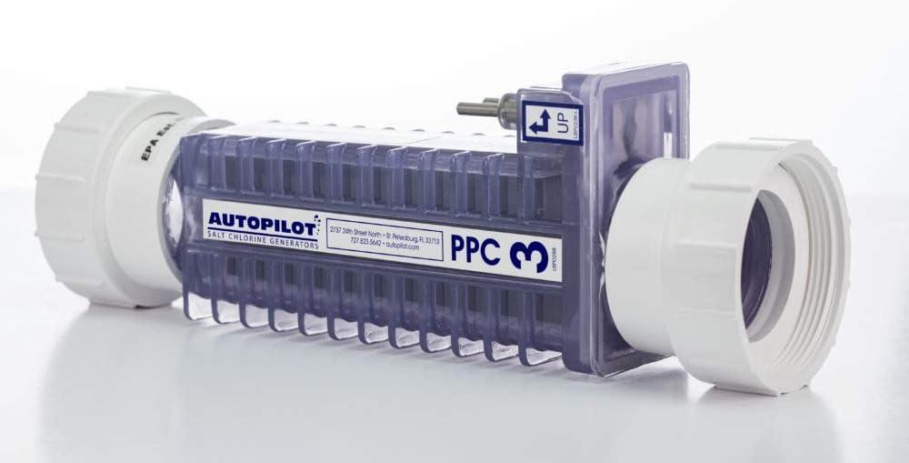 Autopilot Systems RC42 SC-48 Salt Cell with Unions