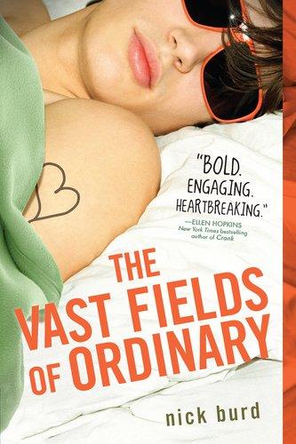 """""""The Vast Fields of Ordinary"""" av Nick Burd"""