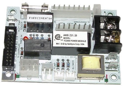 Zodiac R0366800 Power Control Board Replacement for Zodiac Jandy Lite2LJ Pool and Spa Heater by Zodiac