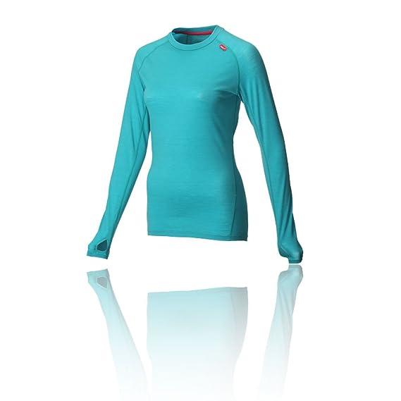 Inov8 ATC Merino Long Sleeve Women's Running Top - SS17: Amazon.co.uk:  Clothing