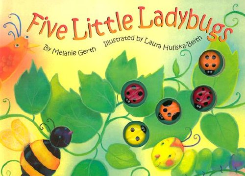 Five Little Ladybugs pdf epub