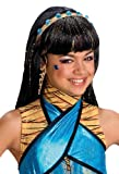 Monster High Child's Cleo de Nile Costume Wig