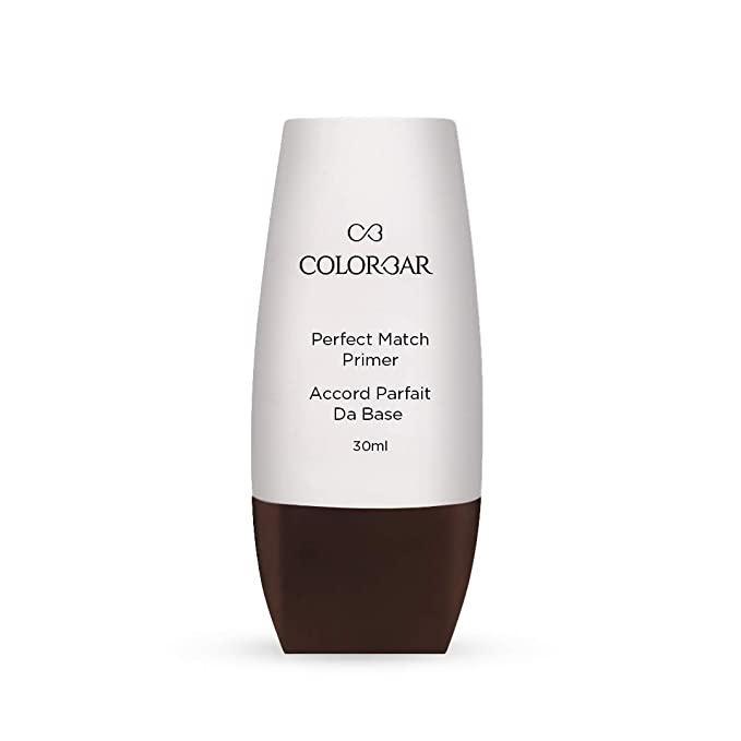 Buy Colorbar New Perfect Match Primer, 30ml Online at Low Prices in India -  Amazon.in