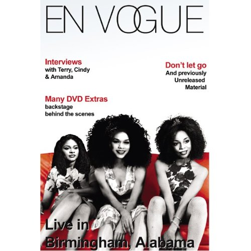En Vogue - Live in the USA [DVD + Audio CD] [Import allemand] (Shop Vogue)