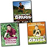 James Wong 3 Books Collection Pack Set RRP: 53.98 (James Wong's Homegrown Re...
