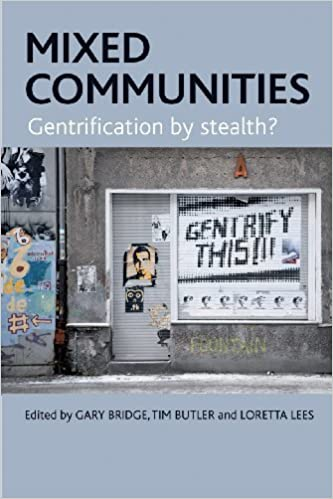 Book Mixed Communities: Gentrification by Stealth? by Policy Press (2013-02-15)