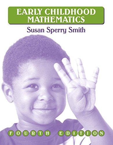 Early Childhood Mathematics (4th Edition)