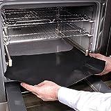 2 X Large Oven Liner - BPA & PFOA Free Teflon