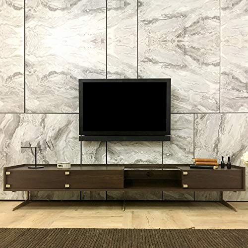 Adam and Illy KAR1780 KARUS TV Stand, Aral Wood