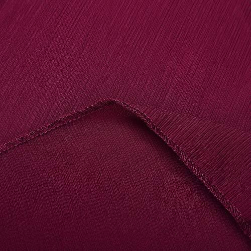 Pipistrello Vino Davanti Le Bcfuda Unita Per Donna✿cardigan Kimono Tinta Cover Donne Maniche Chiffon Estate A Up Aperto In 6UHSxUqwB