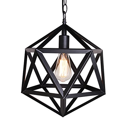 Iron Outdoor Pendant Lights in US - 8
