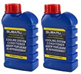 Automotive : Subaru OEM Coolant System Conditioner - SOA635071 - 2 Pack