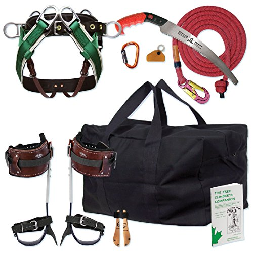 Entry-Level Spur Kit (Size: Medium) (Gear Tree Climbing)