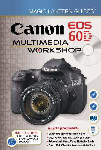 Magic Lantern Guides: Canon EOS 60D Multimedia Workshop (Canon Magic Lantern)