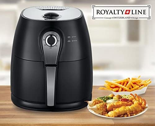 Royalty Line Freidora Royalty Line Robot de cocina Multi Función 3 ...