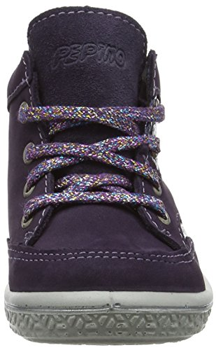 Ricosta blackberry Sneakers Shelly Fille Hautes Violet ZqwZAXrx