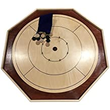 Tournament Size Crokinole Board by Heritage Products