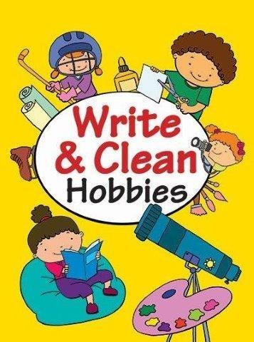 WRITE & CLEAN HOBBIES PDF