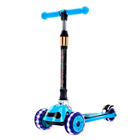 Amazon.com: 3 ruedas Tri scooter para niños, niños a partir ...