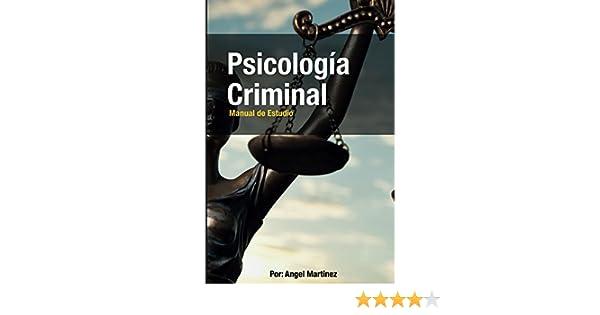 Psicología Criminal: Psicologia Criminal (Spanish Edition)