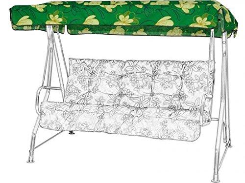 EMH - Toldo de Repuesto para Hamaca Swing Garden 205 cm