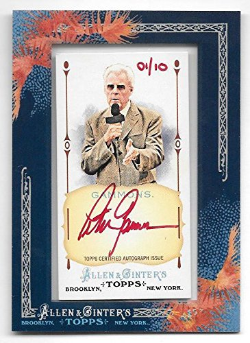 2011-allen-ginter-pga-peter-gammons-framed-mini-red-ink-autograph-01-10