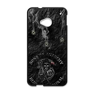 Sons of Anarchy For HTC One M7 Csae protection phone Case HXU352390
