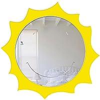 Mungai Espejos - Espejo acrílico sol en forma