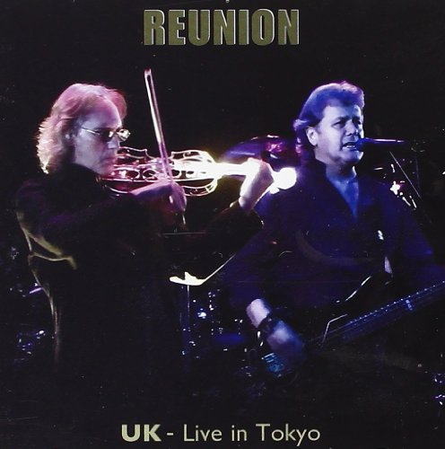 Price comparison product image Reunion UK: Live in Tokyo