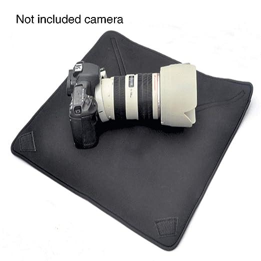 Bolsa de almacenamiento para cámara, material de goma de cloro ...