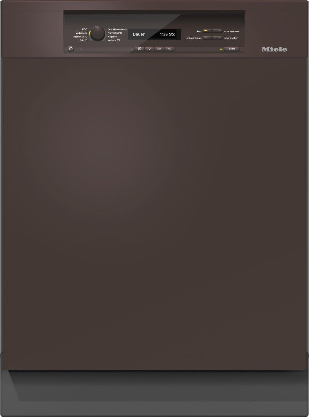 Miele G6820 SCi D BW230 2,0 Lavavajillas de integración parcial, A +++