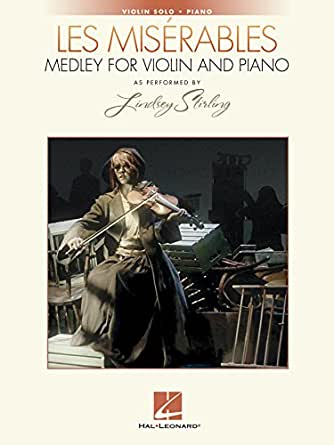 Les Miserables Medley for Violin and Piano: As Performed by ...