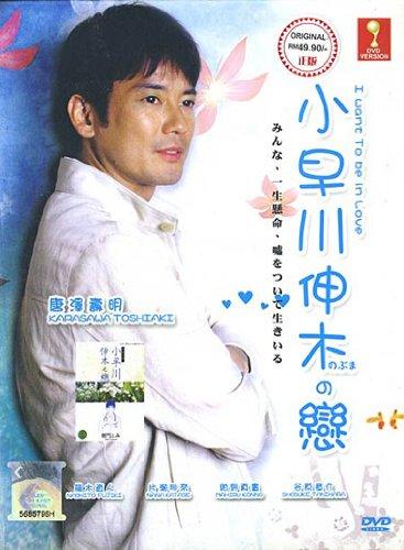 Doctor In Love/I Want to Be In Love / Kobayakawa Nobuki No Koi Japanese Drama with English Sub NTSC All Region