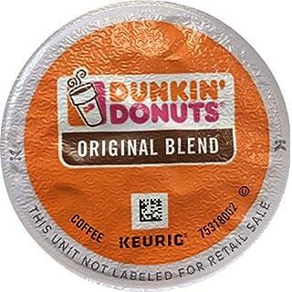 Dunkin Donuts 0845 K-Cup Pods, Original Blend, 24/box