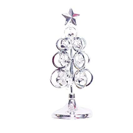 dacyflower new christmas decorations metal christmas tree bells decorations christmas table decorations