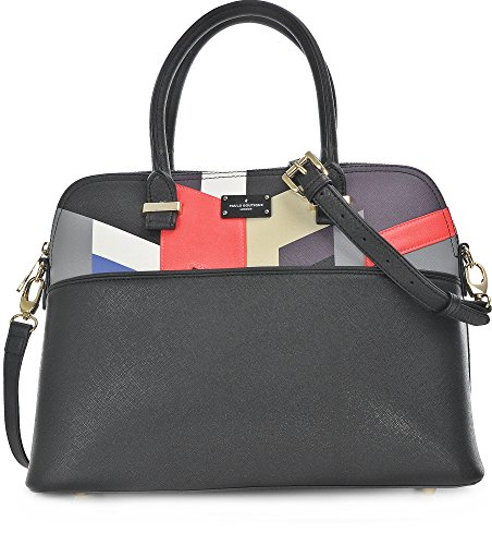 Pauls Boutique, Maisy, Borse Da Donna, Borse, Nero, Multi 37 X 27 X 13 Cm
